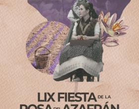 Desde el año 1963 y cada último fin de semana de octubre se realiza la Rosa del azafrán en Consuegra, situada en medio de la llanura manchega en plena ruta de Don Quijote, declarada de interés turístico regional. Durante esos días podrás disfrutar del fol